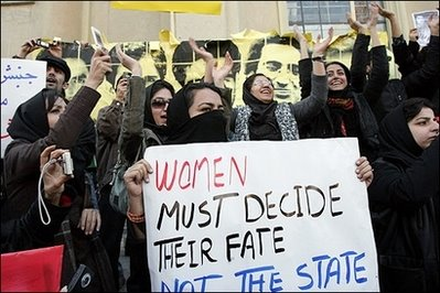 Arab-women-protest