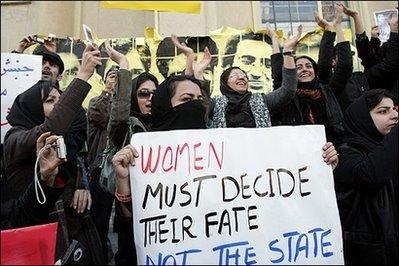 Arab-women-protest